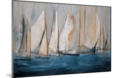 On the Winds-Mar?a Antonia Torres-Mounted Premium Giclee Print