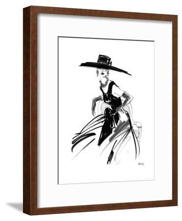 Anabel-Mona Shafer-Edwards-Framed Art Print