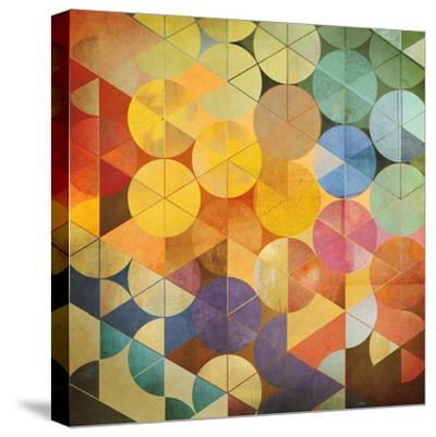 Full Circle I-NOAH-Stretched Canvas Print