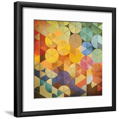 Full Circle I-NOAH-Framed Premium Giclee Print