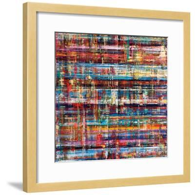 Windthread I-Hilario Gutierrez-Framed Art Print