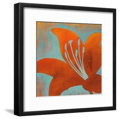 Cosmic Bloom II-Stacy D'Aguiar-Framed Art Print