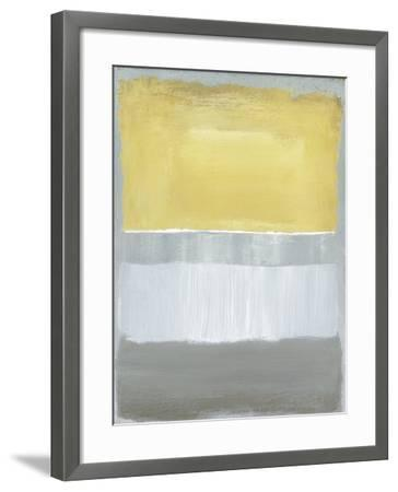 Half Light I-Caroline Gold-Framed Art Print