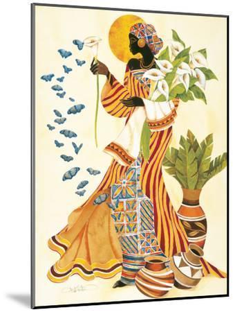 Soul's Awakening-Keith Mallett-Mounted Premium Giclee Print