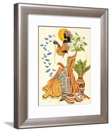Soul's Awakening-Keith Mallett-Framed Art Print