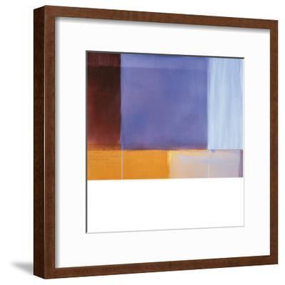 Silence-Jaume Ribas-Framed Art Print