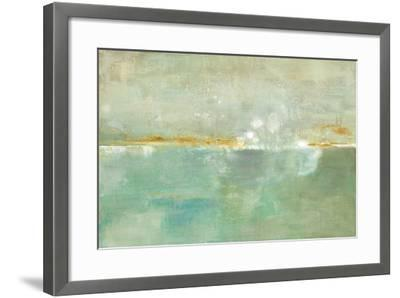 Celadon Dreams-Heather Ross-Framed Art Print
