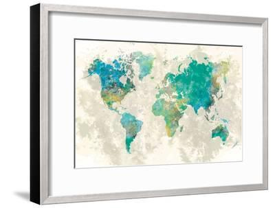 No Borders-Fontaine Stephane-Framed Premium Giclee Print