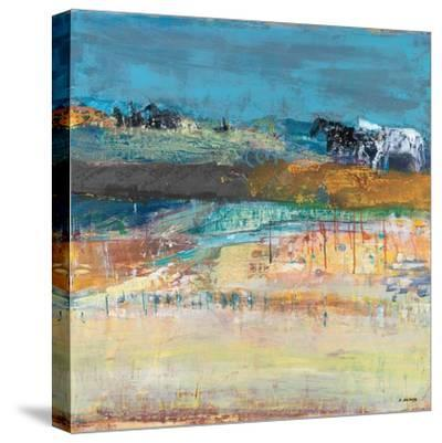 Hot Springs-Dominique Samyn-Stretched Canvas Print