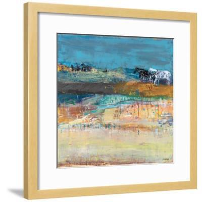 Hot Springs-Dominique Samyn-Framed Art Print
