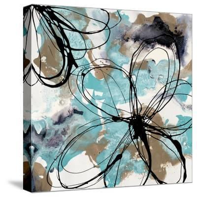 Free Flow II-Natasha Barnes-Stretched Canvas Print