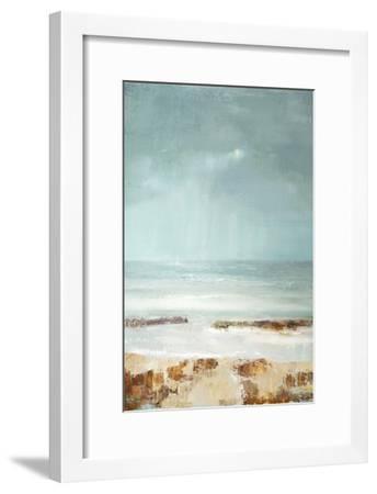 Tideline-Caroline Gold-Framed Art Print