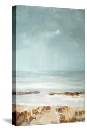 Tideline-Caroline Gold-Stretched Canvas Print