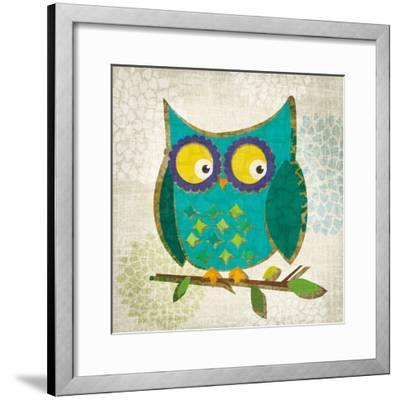 Who's Hoo I-Tandi Venter-Framed Art Print