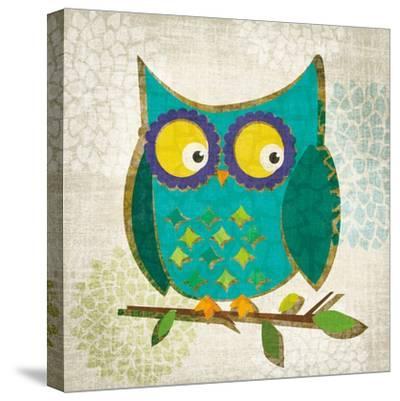 Who's Hoo I-Tandi Venter-Stretched Canvas Print
