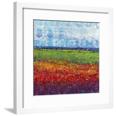 On a Summer Day II-Tim OToole-Framed Premium Giclee Print