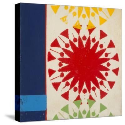New Village V-Alicia LaChance-Stretched Canvas Print