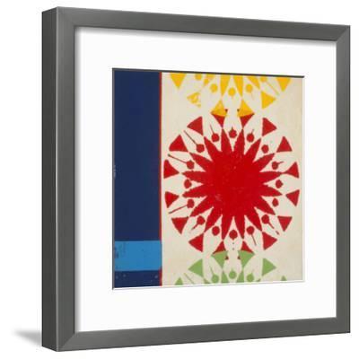 New Village V-Alicia LaChance-Framed Premium Giclee Print