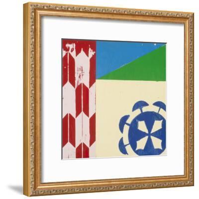 New Village III-Alicia LaChance-Framed Premium Giclee Print