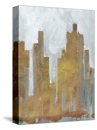 Urban Dawn II-Jarman Fagalde-Stretched Canvas Print
