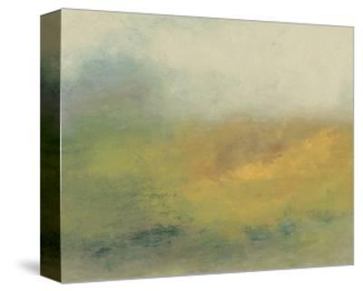 Hillside I-Sharon Gordon-Stretched Canvas Print