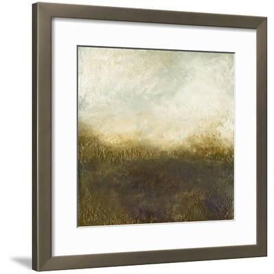 Quiet Marsh III-Sharon Gordon-Framed Premium Giclee Print