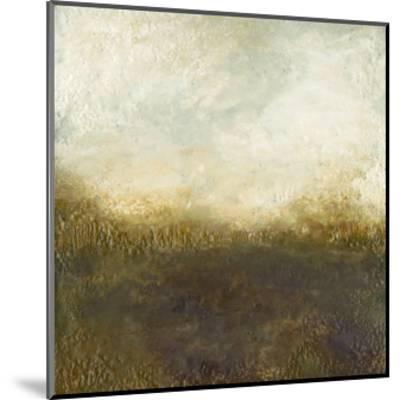 Quiet Marsh III-Sharon Gordon-Mounted Premium Giclee Print