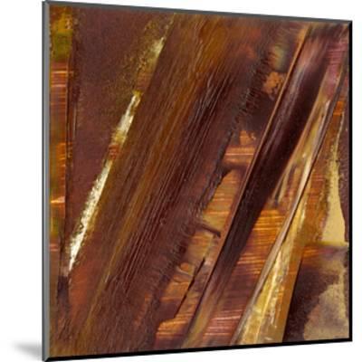 Forest II-Sharon Gordon-Mounted Premium Giclee Print