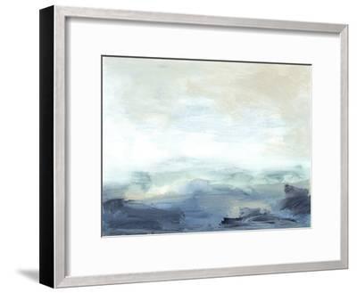Bay Wave I-Sharon Gordon-Framed Premium Giclee Print