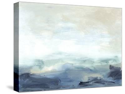 Bay Wave I-Sharon Gordon-Stretched Canvas Print