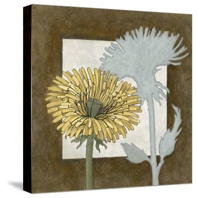 Sunshine Floral I-Megan Meagher-Stretched Canvas Print