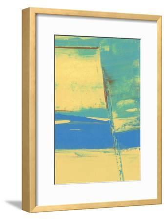 Boardwalk II-Sharon Gordon-Framed Premium Giclee Print