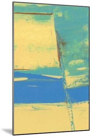 Boardwalk II-Sharon Gordon-Mounted Premium Giclee Print