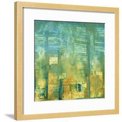 Urban III-Sharon Gordon-Framed Premium Giclee Print