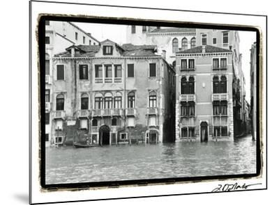 Waterways of Venice XVI-Laura Denardo-Mounted Photographic Print