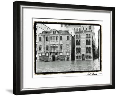 Waterways of Venice XVI-Laura Denardo-Framed Photographic Print