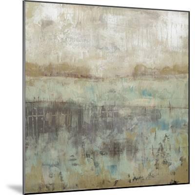 Pastels and Rust I-Jennifer Goldberger-Mounted Premium Giclee Print