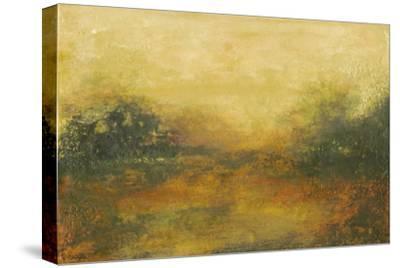 Summer View II-Sharon Gordon-Stretched Canvas Print