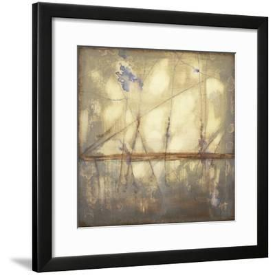 Topography II-Jennifer Goldberger-Framed Premium Giclee Print