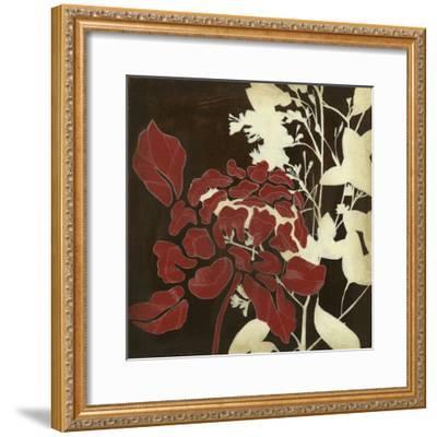 Linen & Silhouettes I-Jennifer Goldberger-Framed Premium Giclee Print