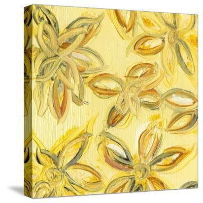 Fleur I-Sharon Gordon-Stretched Canvas Print