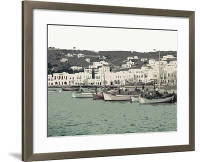 Bimini Bay I-Carolyn Longley-Framed Photographic Print