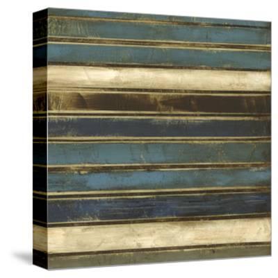 Stacked II-Jennifer Goldberger-Stretched Canvas Print