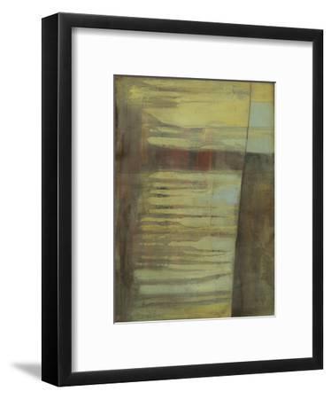 Excavate I-Jennifer Goldberger-Framed Premium Giclee Print