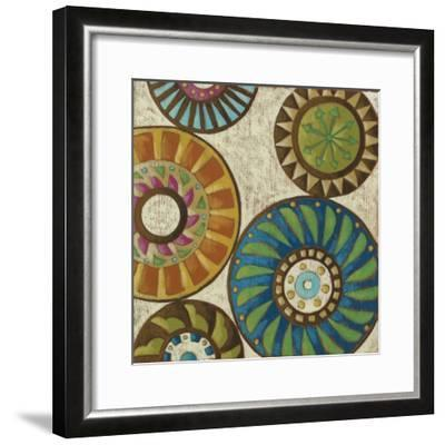 Kaleidoscopic IV-Chariklia Zarris-Framed Premium Giclee Print
