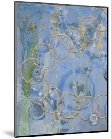 Shoals III-Alicia Ludwig-Mounted Premium Giclee Print