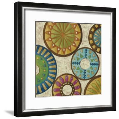 Kaleidoscopic III-Chariklia Zarris-Framed Premium Giclee Print