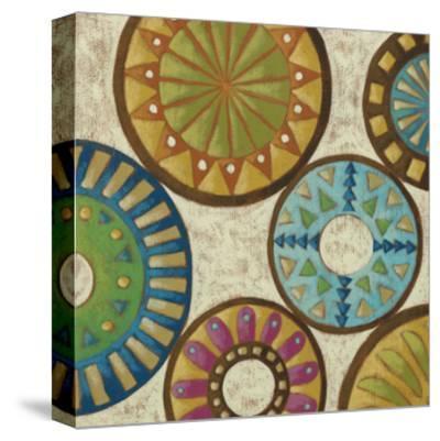 Kaleidoscopic III-Chariklia Zarris-Stretched Canvas Print
