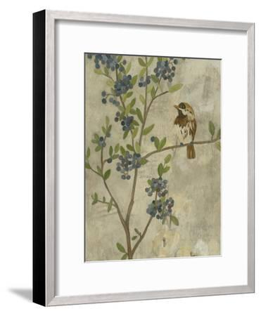 Joyful Garden II-Chariklia Zarris-Framed Premium Giclee Print