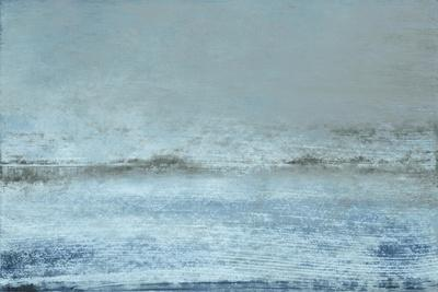 Horizon Line I-Sharon Gordon-Stretched Canvas Print